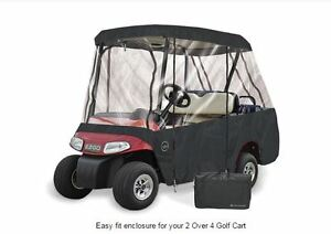 Seat Golf Cart Enclosures For A on 4-seat golf cart conversion, 4-seat golf cart rentals, 4-seat golf cart dimensions, 4-seat golf cart cover, 4-seat golf cart electric, ezgo 4-passenger enclosure, 4-seat gas golf cart,