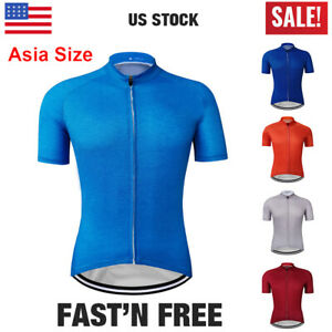2020 Mens Cycling Clothing Jersey Bicycle Short Sleeve Cycling Jerseys Shirt Pro