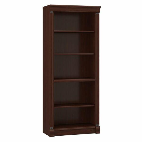 Birmingham 5 Shelf Bookcase Home Office Furniture For Sale