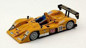 Lola n ° 39 Le Mans 2005 Evans, Berridge, Owen 1:43 Modèle S0034 Spark