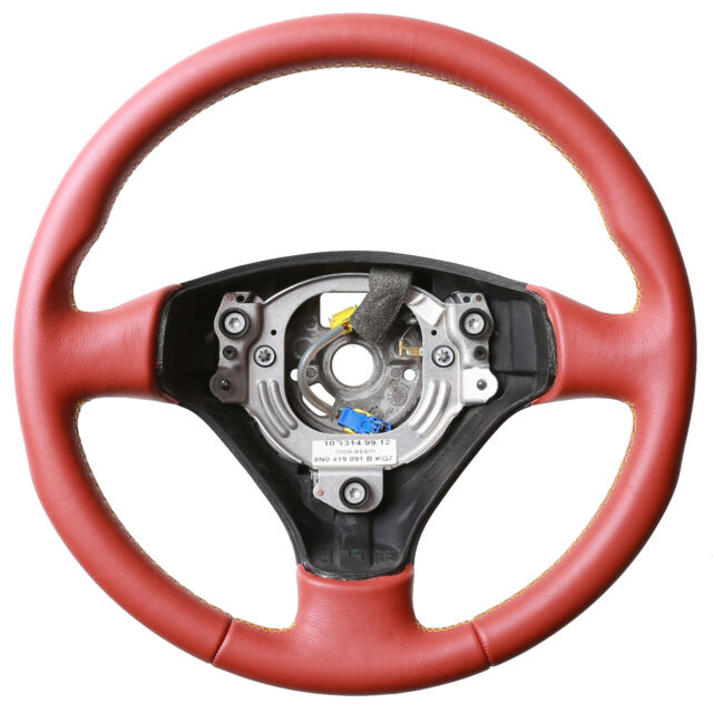 AUDI Steering Wheel TT Sport Roadster Cabriolet Cover ...