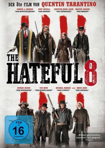 1 von 1 - The Hateful 8 (2016) DVD