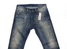 DIESEL DARRON 0818Y TAPERED JEANS W31 L32 100% AUTHENTIC