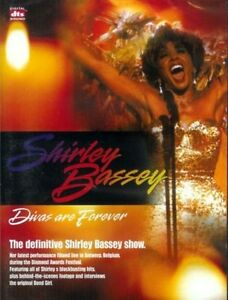 Shirley-Bassey-Divas-Are-Forever-Region-Free-Widescreen-DVD-034-Kiss-Me-Honey-034