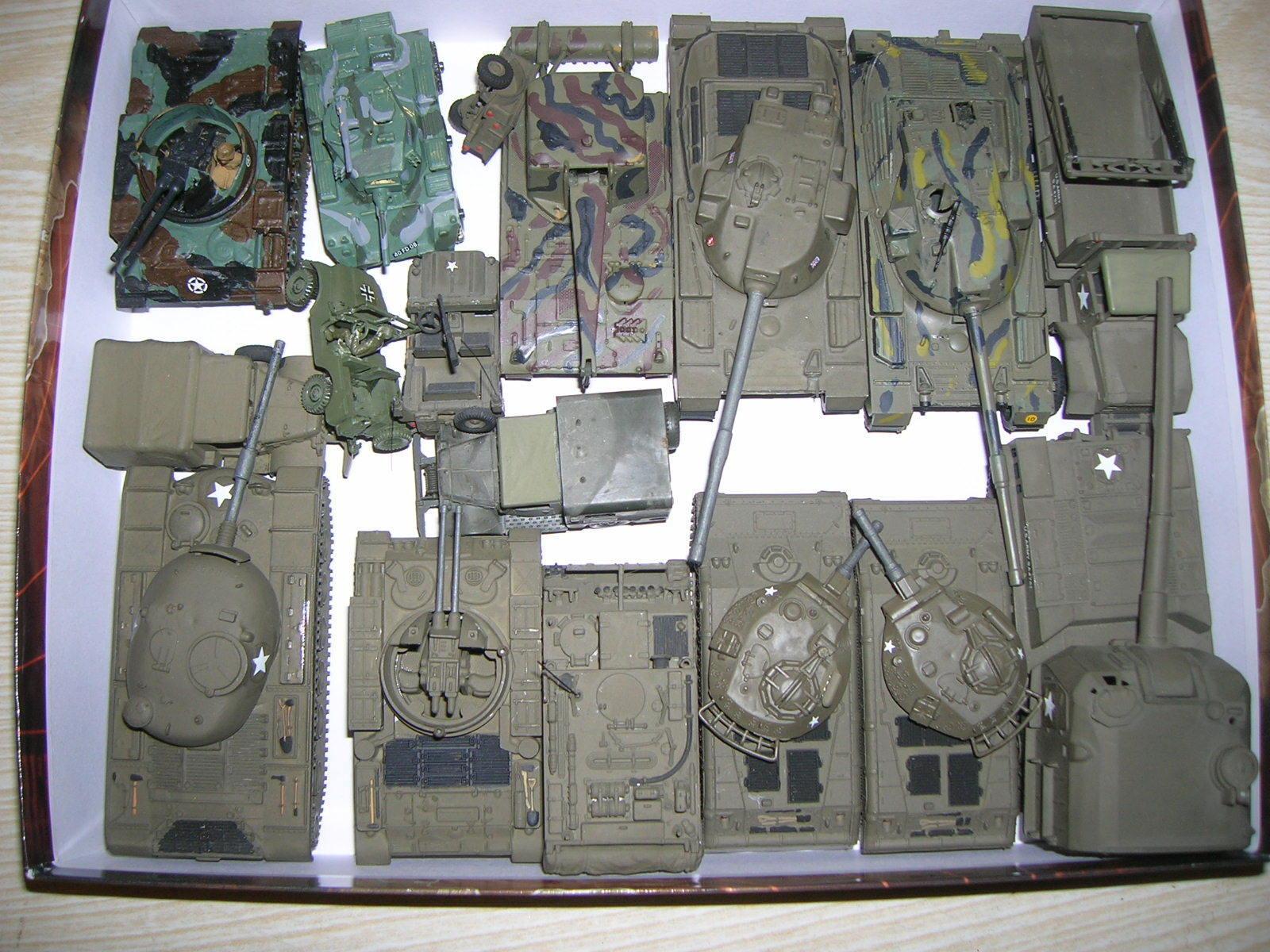 ventas directas de fábrica 16. 16. 16. Modelos de Roco - Estados Unidos vehículos militares  bien pintado  H0 1  87   artículo 1  suministro de productos de calidad