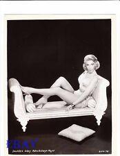 Dolores Gray busty leggy VINTAGE Photo