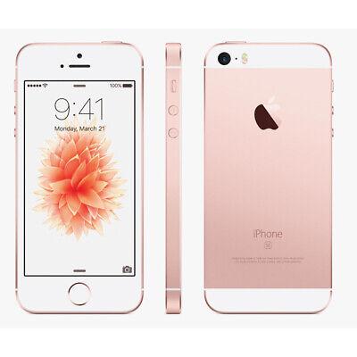 Apple iPhone SE 64GB Rose Gold LTE Cellular MLY42LL/A | eBay
