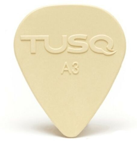 PQP-0088-V6 TUSQ A3 0.88MM PICKS VINTAGE 6 PACK