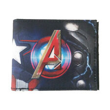 AWESOME MARVEL COMICS AVENGERS SUBLIMATED ARMOR BI-FOLD WALLET *BRAND NEW*