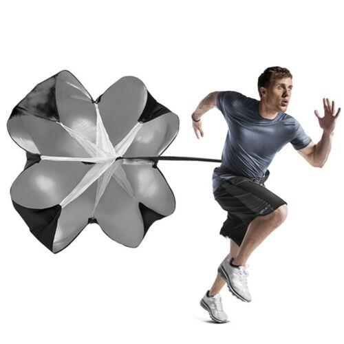 Zugwiderstands-Fallschirm Sprintfallschirm Bremsfallschirm Schnelligkeit Schirm