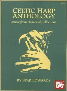 Celtic-Harp-Anthology-Music-from-Historical-Collections-Sheet-Music-Book