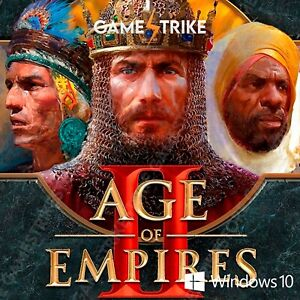 Age of Empires II 2 Definitive Edition PC Windows 10 Key Global Fast Delivery