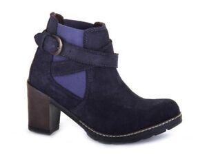 Heeled Amy Boots Ankle Navy Chatham Ebay Leather 65TxAZqwnd