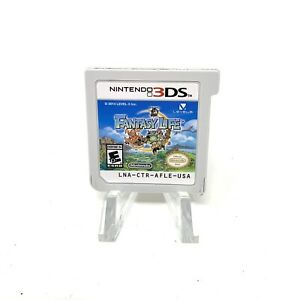 Fantasy-Life-Nintendo-3DS-2014-Cart-Only-Tested