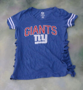 0081c8776 Image is loading Vintage-NFL-Team-Apparel-New-York-Giants-Women-