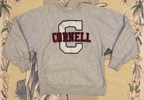 Mens Champion Vintage Reverse Weave Cornell Univer