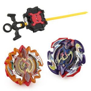 Beyblade-BURST-B-126-Spinning-Top-Muso-DIY-Sun-and-Moon-Double-God-Kids-GIfts