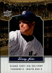 2008-Upper-Deck-Yankee-Stadium-Legacy-Collection-Baseball-Card-Pick-5107-6741