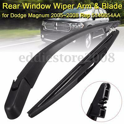 Rear Window Wiper Arm & Blade For Dodge Magnum 2005 2006 2007 2008 Rep 5140654AA