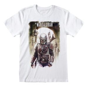 Star-Wars-Mandalorian-Trooper-Head-T-Shirt-Official-Bounty-Hunter-Din-Djarin-NEW