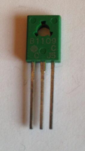 2SB1109 TRANSISTOR LOT OF 10 PIECES JR 2SB-B2