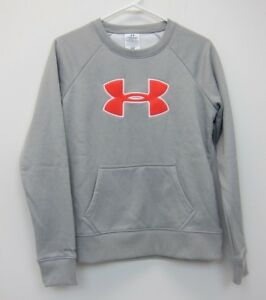 reputable site 4cb43 0eb53 Image is loading Under-Armour-Women-039-s-UA-Big-Logo-