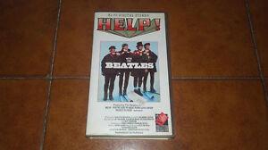 VHS-AYUDA-WITH-EL-BEATLES-SUBT-TULOS-ITALIANO-ITALIAN-SUBT-TULOS