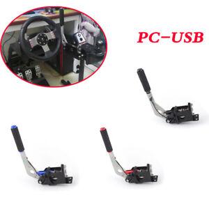 5e80fc4369a USB Handbrake Clamp For SIM Racing Games G25/27/29 T500 FANATECOSW ...