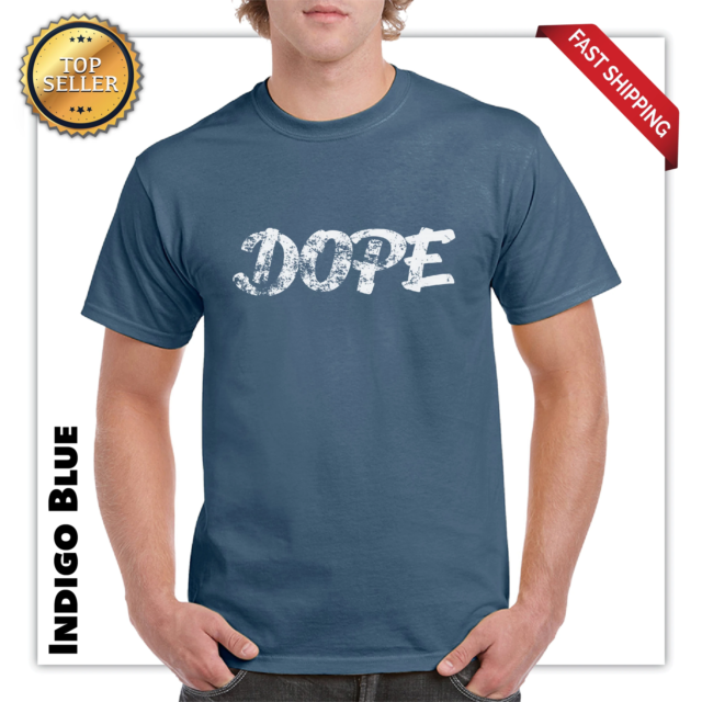 """NEW MEN/'S PRINTED /""""FUNNY FACE/"""" HIPSTER DOPE GRAPHIC COTTON T-SHIRT ALL SIZE"""