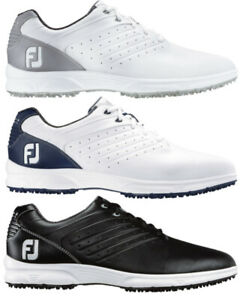 FootJoy-FJ-Arc-SL-Golf-Shoes-Men-039-s-Spikeless-Waterproof-New-Choose-color
