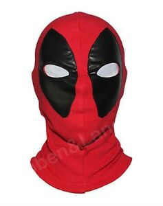 Deadpool-Spider-Man-Soft-Balaclava-Halloween-Costume-Hood-Cosplay-Full-Face-Mask