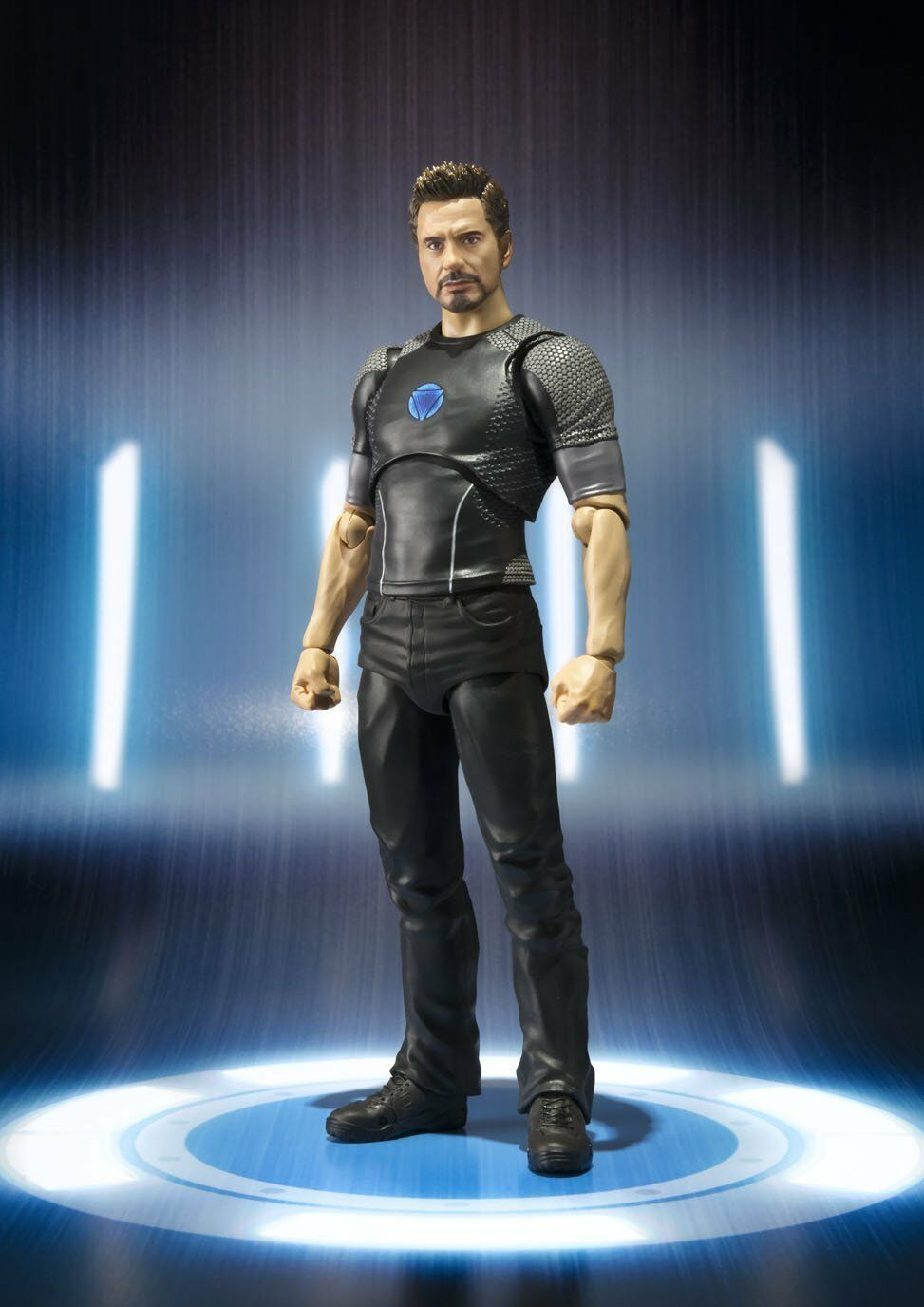 Bandai S.H. Figuarts Iron Man 3 Tony Estrellak versión japonesa
