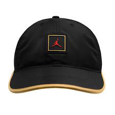 8cef6a36af4 BNWT Official OVO X Air Jordan JUMPMAN Black Runner Hat Adjustable Nike  drake