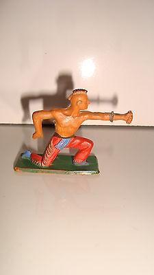 Responsabile Figurine Figur Starlux Indien N°105 (4x5cm) Saldi Di Fine Anno