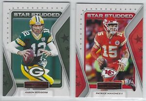 2019 Panini Rookies & Stars STAR STUDDED Complete Your Set - You Pick!