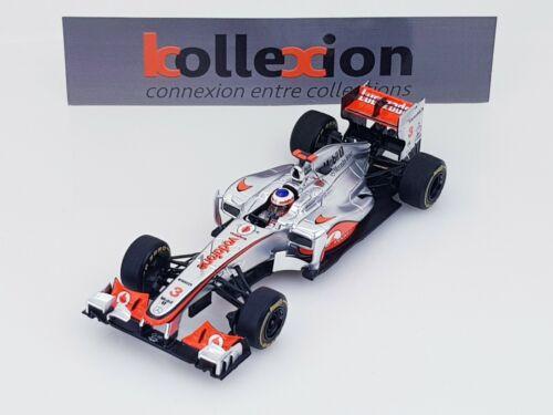 SPARK S3044 MERCEDES McLaren MP4-27 n°3 Winner Australia GP 2012 Button 1.43 NB