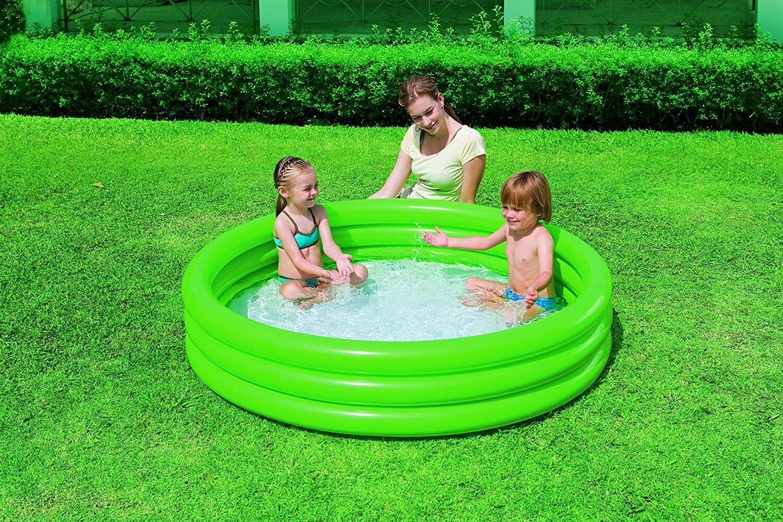 Bestway 51026B H2OGO Inflatable Kids Play Pool Swimming Fun Outdoor Water