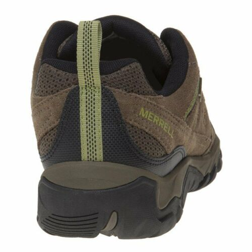 Suede Vent New Brown Up Lace Trainers Pine Merrell Mens White C7qRC