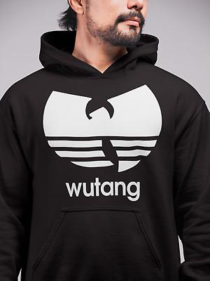 Wu Tang Clan Hip Hop Fleece Hoodie Zipper Rza Gza ODB Hoody Sweatshirt