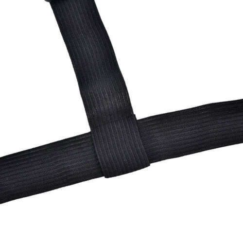 Elastic adjustable headband belt headlight lamp head strap for flashlight S/&K