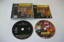 Jeu Sony Playstation PS1 Crash Bandicoot 1 complet