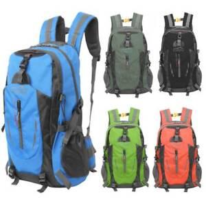 35L-Shoulder-Bag-Hiking-Camping-Backpack-Luggage-Rucksack-Day-Packs-5-Colors-New