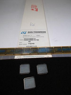 3 Pezzi/3 Pieces Mk62486q19 Very Fast 32k X 9 Cache Sincronizza. Bram = Mcm62486-