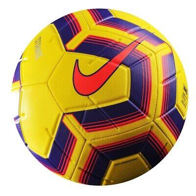 Soccer Ball Nike Strike Team 5 Yellow Size 5 Football Fussball Ballon Ebay