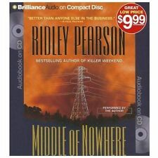 Middle of Nowhere by Ridley Pearson (2000, Abridged, CD) Used
