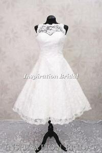 C268-short-wedding-dress-bridal-gown-lace-vintage-below-knee-tea-length-50s-60s