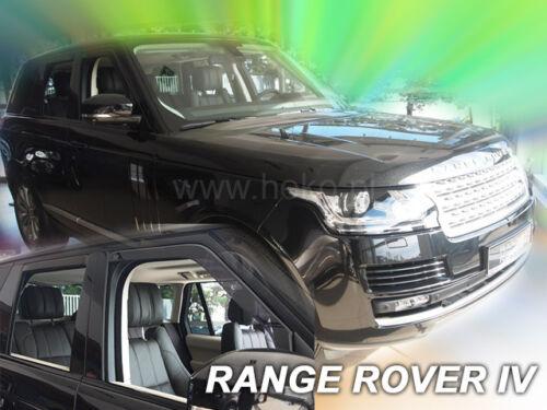 HEKO 27243 saute vent 4 pcs Land Rover Discovery IV 5 türig année de construction à partir de 2009