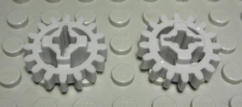 Lego Technic Zahnrad 16 Zähne new Grau 2 Stück 646