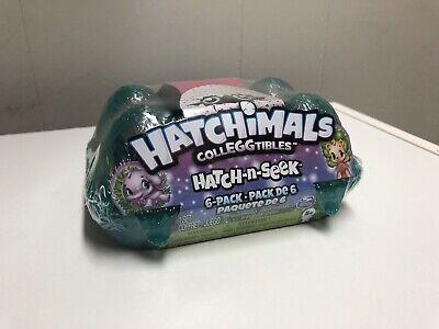 HATCH /& SEEK 6-Pack Egg Carton Hatchimals CollEGGtibles