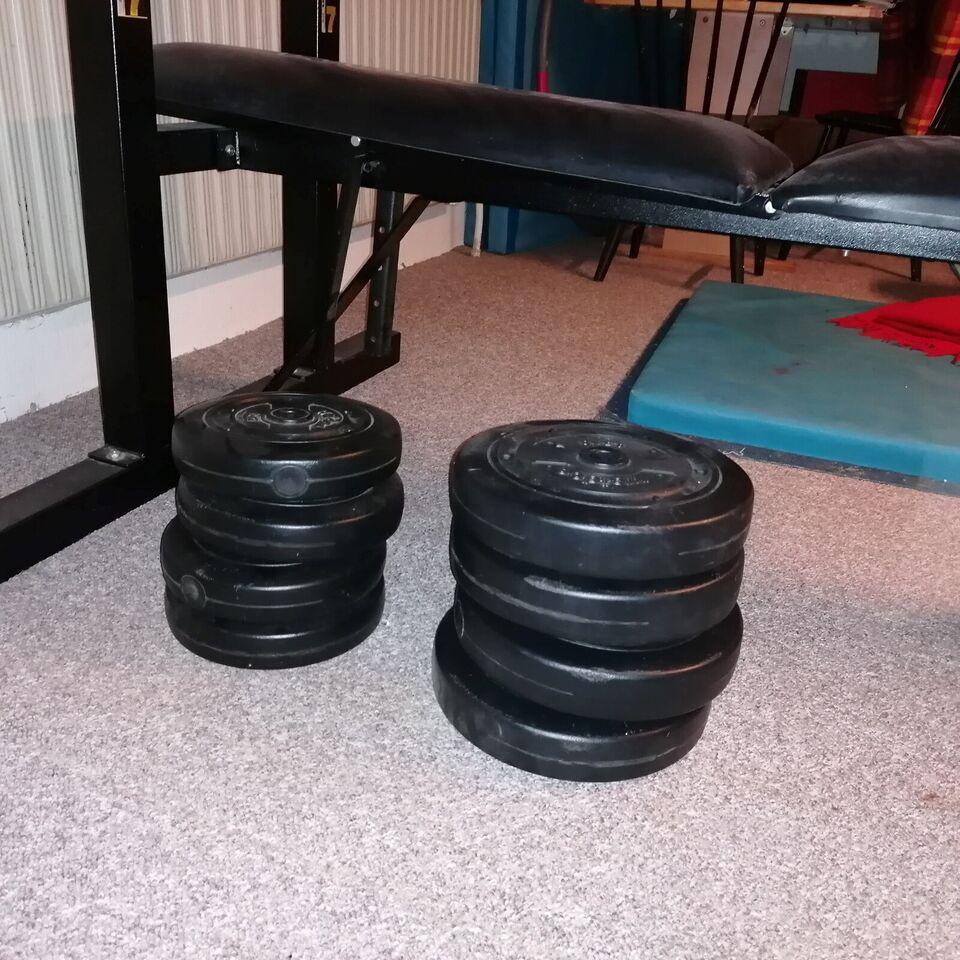 Træningsbænk, Træningsbænk, Weider